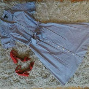 Forever 21 Midi Dress S